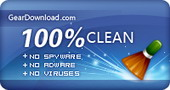 Gear Download 100% Clean Award